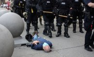 75-year-old man Pushed to Earth at Buffalo protest files Suit against Police, City