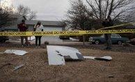 United Airlines passengers, pedestrians recall Terror of Seeing Motor rain debris
