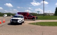 1 dead, 4 Seriously Hurt at Texas office shooting; Defendant in custody