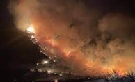 Colorado agricultural burn turns into Nearly 900-acre wildfire