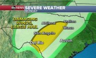 Deadly storms sweep South as new storm Place to Deliver severe weather into Texas