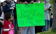 Protesters demand Launch of Human Anatomy camera footage of Tennessee high school shooting