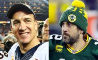 Peyton Manning on Aaron Rodgers Play:'When I think of Aaron I think about This Green Bay Packers'