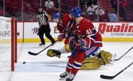 Anderson scores overtime winner as Canadiens beat Golden Knights 3-2