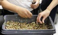 As U.S. gun sales soar, ammunition shelves are empty