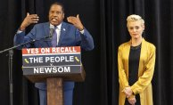 As recall vote for California's Newsom looms, there are allegations