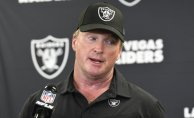 Jon Gruden, Raiders coach, resigns over offensive emails