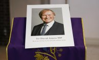 Officials label the fatal stabbing of a UK lawmaker terrorist act