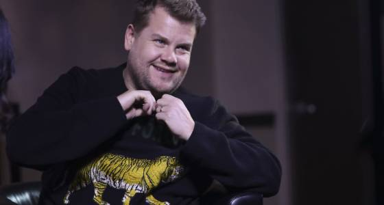 30 seconds with James Corden: Everything's great, but will I be able to get back over the border?  | Toronto Star