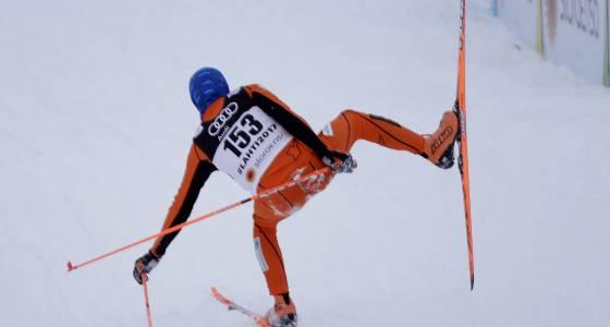 'Worst skier alive' viral video sparks international incident