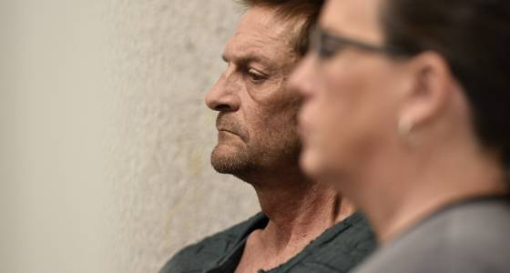Accused 'get out of my country' killer bragged about shooting Iranians