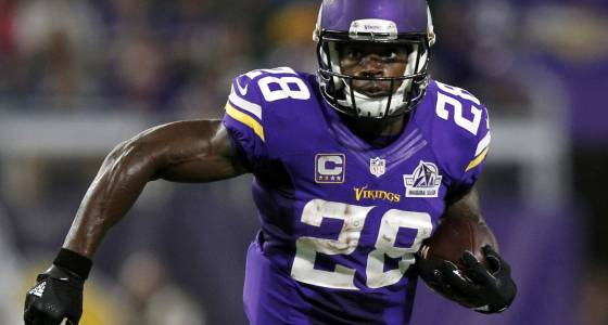 Adrian Peterson hits NFL free agency as Vikings decline $18 million option