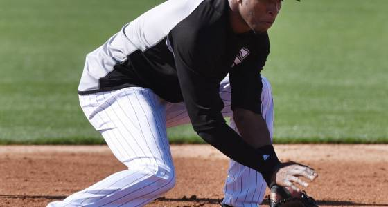 Anderson excited to be key block in Chicago White Sox rebuild