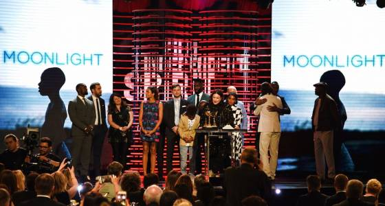 'Moonlight' is the big winner at the Film Independent Spirit Awards