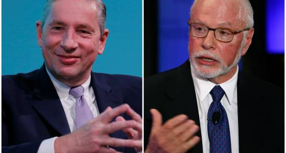 Arconic CEO booted over 'threatening' letter to Paul Singer