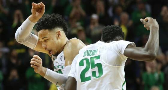 As March nears, college hoops cream rises