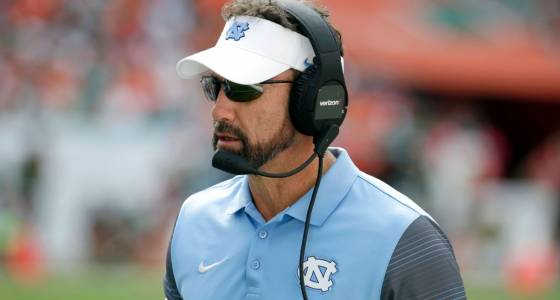 As North Carolina begins spring practice, Larry Fedora takes on an offensive rebuild