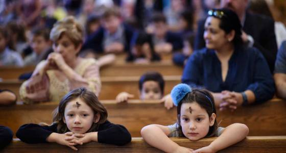 Ash Wednesday ushers in Lent for Southern California Christians