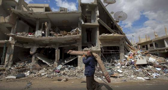Attack on Syrian security forces kills at least 40