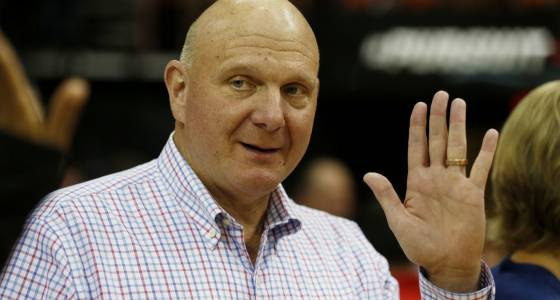 Ballmer and Kroenke representatives have discussed bringing Clippers to Inglewood
