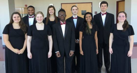 Bangor students to participate in regional choral festival