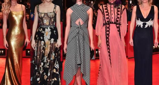 Best-Dressed At The 2017 Berlin International Film Festival: Toni Garrn, Sienna Miller, Maggie Gyllenhaal And More