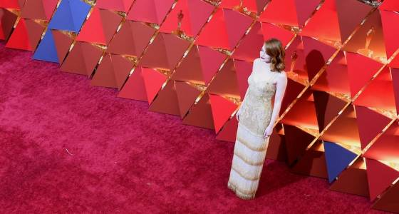 Best-Dressed At The 2017 Oscars: Emma Stone, Michelle Williams, Viola Davis And More