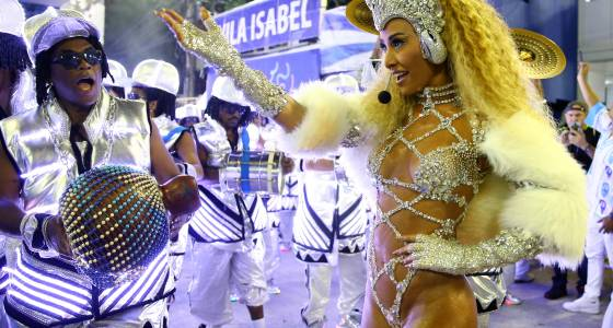 Brazil Carnival 2017: Videos And Photos From Rio De Janeiro, Sao Paulo As Revelers Take To The Streets