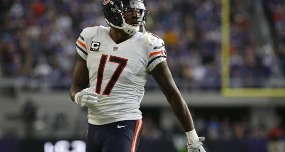 By not tagging Alshon Jeffery, Bears opt to play receiver market