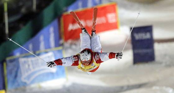 Canadian Mikael Kingsbury wins sixth straight gold on World Cup moguls circuit | Toronto Star
