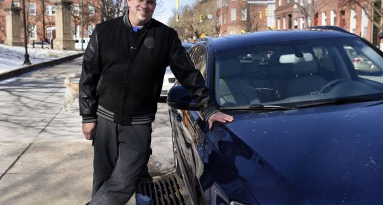 Car owners tap into sharing economy to help offset costs