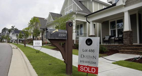 Chicago home prices climbed slowly in December
