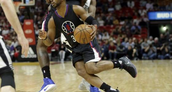 Chris Paul returns to Clippers' lineup against Spurs