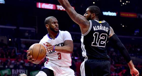 Chris Paul's return not enough to get the Clippers past the Spurs