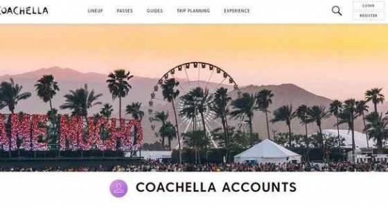 Coachella festival website hacked, users' personal data stolen
