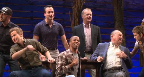 Come From Away provides much-needed joy and catharsis for audiences: Timson   Toronto Star
