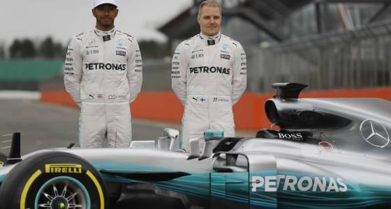 Comienzan las pruebas de la F1 con vehículos más rápido