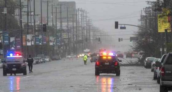 Coroner IDs man electrocuted in Sherman Oaks during massive storm