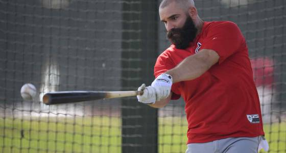 Danny Espinosa 'ecstatic' to be playing with Angels