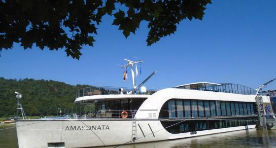 Danube River Sensations: Pedaling from river cruise ships to cafes to castles