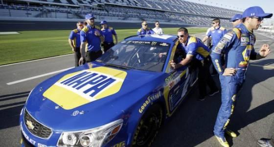 Daytona 500 lineup: Starting grid for Sunday's NASCAR race