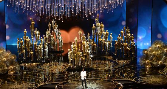 Don't expect the Oscars to provide a break from politics