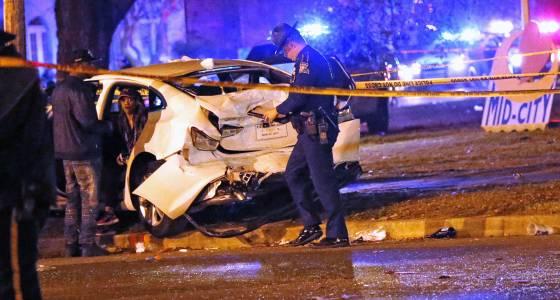Driver in Mardi Gras crash had blood-alcohol level 3 times legal limit