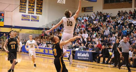 Emmaus boys basketball gets past Freedom in D-11 6A quarters
