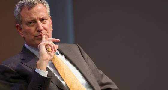Feds send message with de Blasio interrogration