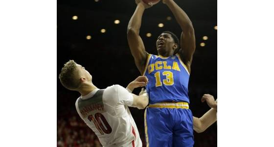 Final: Thomas Welsh lifts No. 5 UCLA to victory over No. 4 Arizona in Tucson