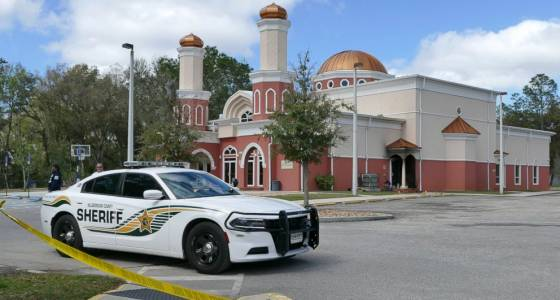 Fire at Florida mosque becoming investigated as arson