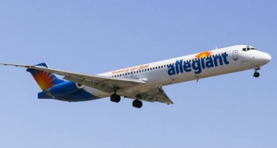 First flight on Allegiant from Cleveland: Texas barbecue for lunch, a delay coming home