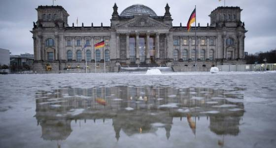 Germany slams Russian plan to attack Reichstag replica