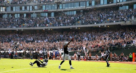 Group submits Oakland stadium plan to NFL: report